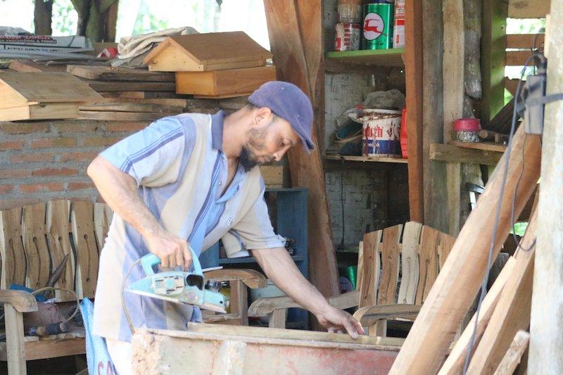 info kerjaan tukang kayu