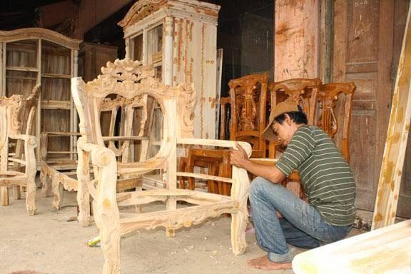 keahlian tukang kayu